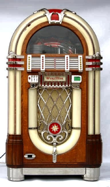 Original 1947 Wurlitzer 1015 \