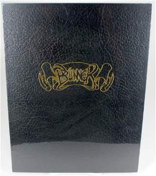 Frank Brunner Signed Book, Sealed