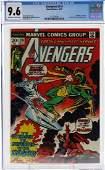 Avengers #116 CGC Graded Marvel Comic Book