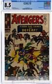 Avengers #24 CGC Graded Marvel Comic Book
