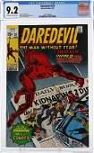 Daredevil #75 CGC Graded Marvel Comic Book
