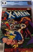 X-Men #112 CGC Graded Marvel Comic Book