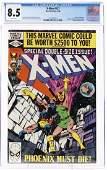 X-Men #137 CGC 8.5 Graded Marvel Comic Book