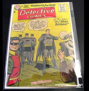 Detective Comics #225 (1st Series) DC Comic Book