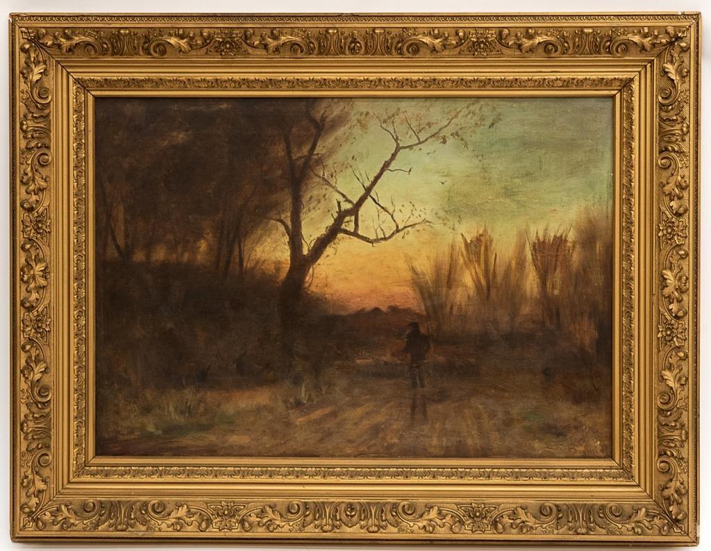 Nicholas Richard Brewer (1857 - 1949) Landscape
