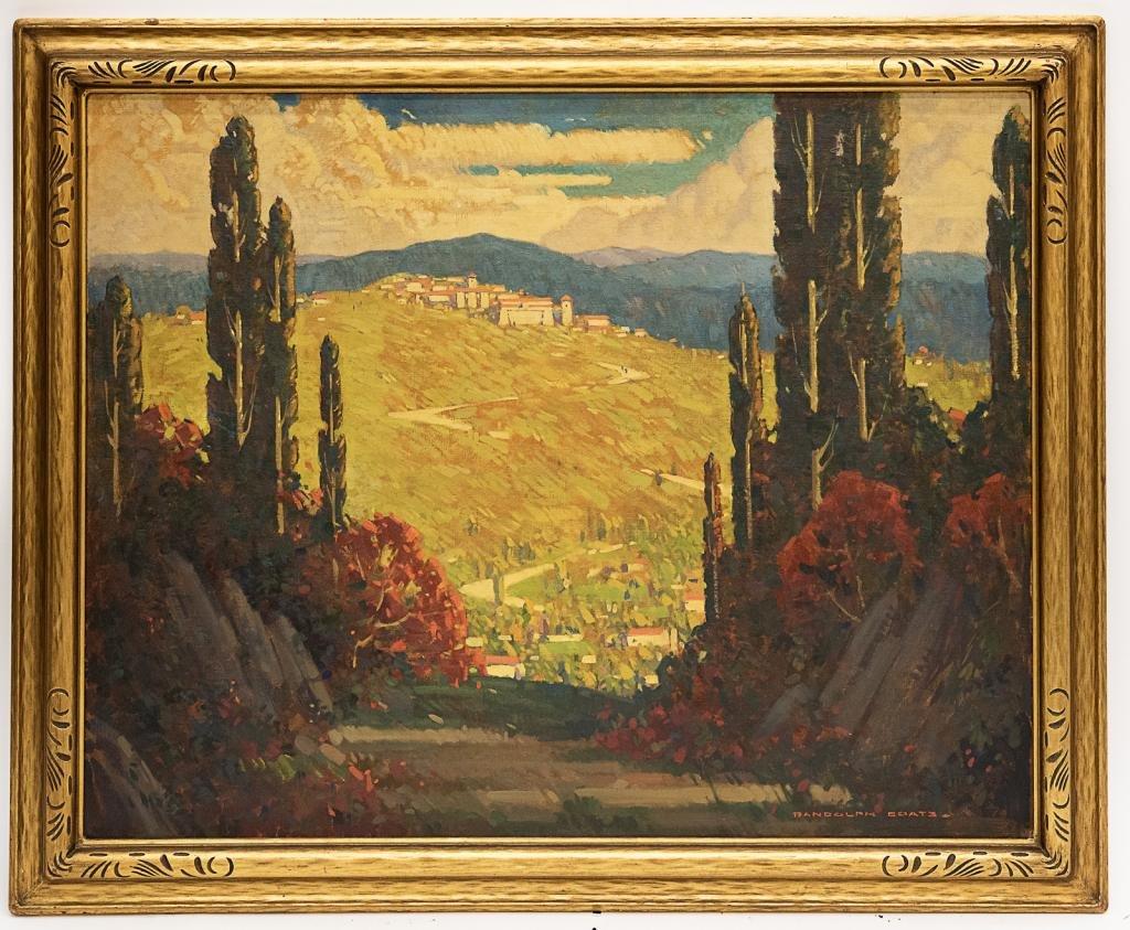 Randolph LaSalle Coats (1891 - 1957)