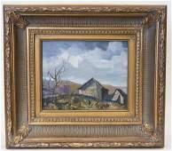 Igor Filobok Born 1961 Landscape