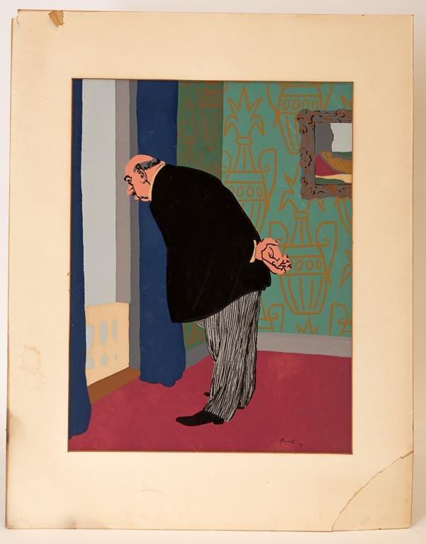 Robert Gwathmey (1903 - 1988) Print