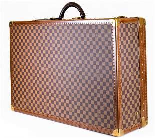 Louis Vuitton Hardsided Suitcase in Damier Ebene