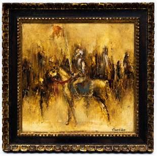Frank R. Carmelitano (1935 - 2003) Oil Painting