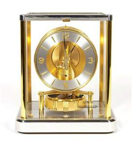 Jaeger Lecoultre Beaubourg 540 Atmos Clock