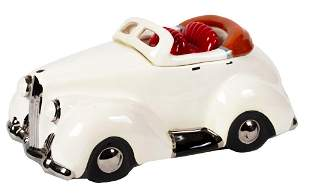 Convertible Car Cookie Jar by Glenn Appleman