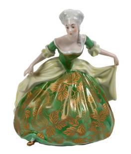 Rosenthal Porcelain Empire Dancer Figurine