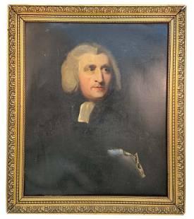 Antique Portrait by Sir John Watson Gordon