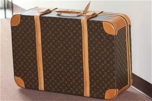Vintage Louis Vuitton suite case