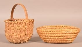 Two various Baskets.