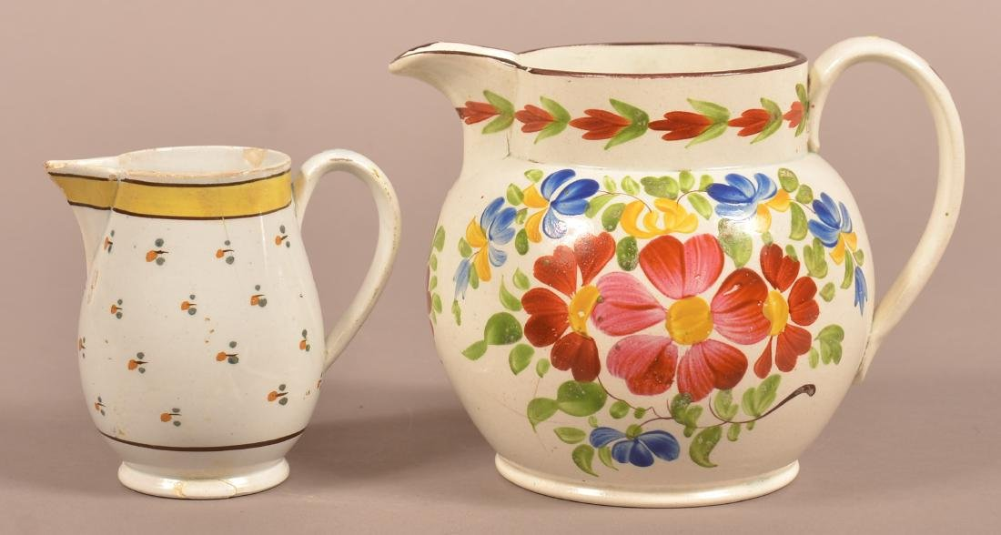 Two Early 19th Century English Soft Paste China - 2