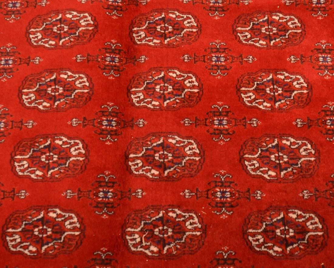 Modern Karastan Bokhara Pattern Room size Rug. - 2