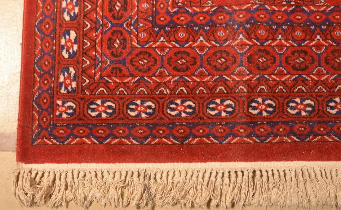 Modern Karastan Bokhara Pattern Room size Rug. - 3