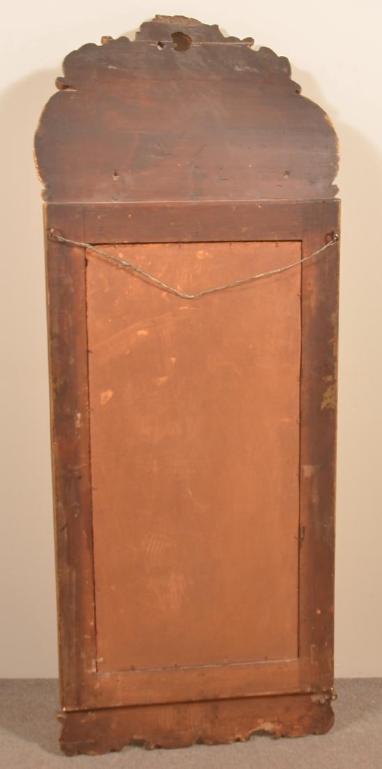 19th Century Ornate Gilt Frame Mirror. - 3