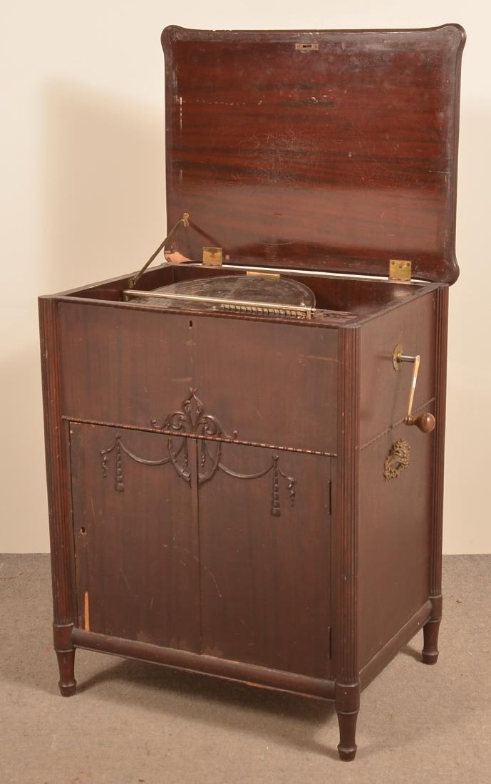 Stella Grand Combination Disc Player Music Box.