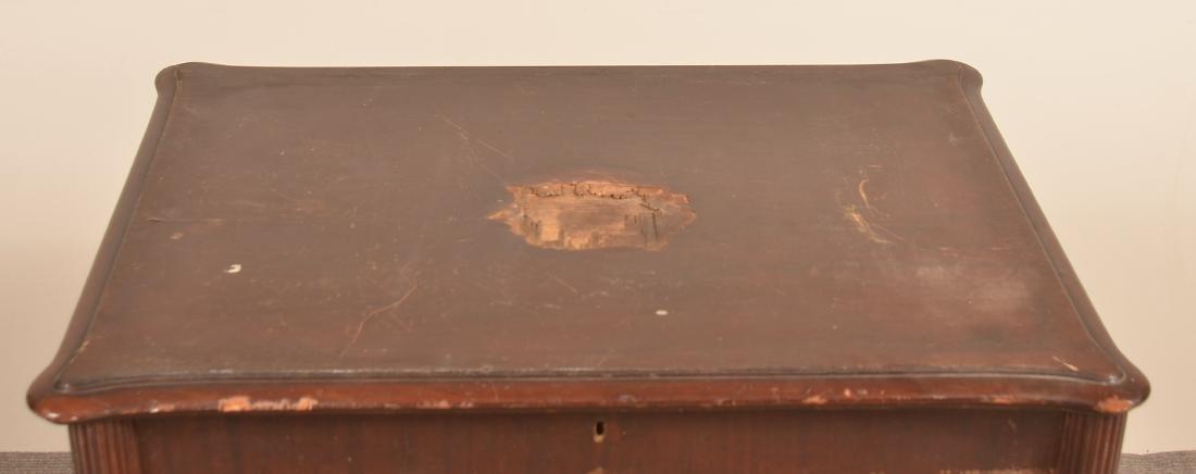 Stella Grand Combination Disc Player Music Box. - 6