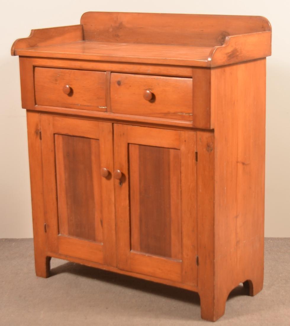 Pennsylvania 19th Century Softwood Jelly Cupboard. - 2