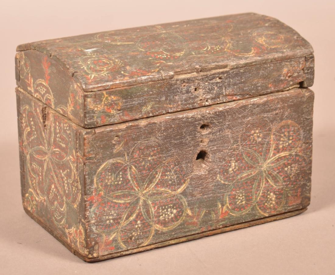 Lancaster, PA Compass Artist Trinket Box.