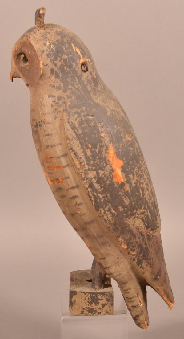 Herter's Company Great Horned Owl Decoy. - 5