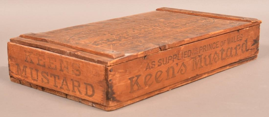 Two Antique Advertising Boxes. - 4