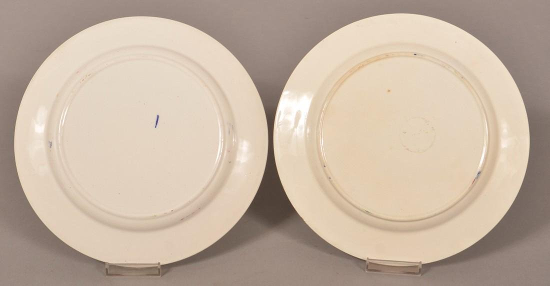 Two Rabbitware with Frog Ironstone China Plates. - 2