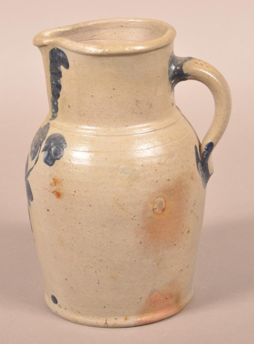 Baltimore, MD Stoneware 1 Gallon Pitcher. - 3