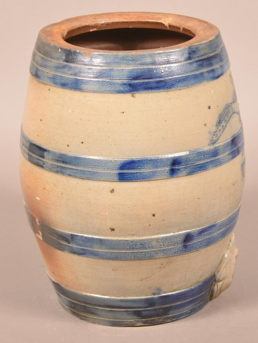 Somerset Potters Works Stoneware Water Cooler. - 3