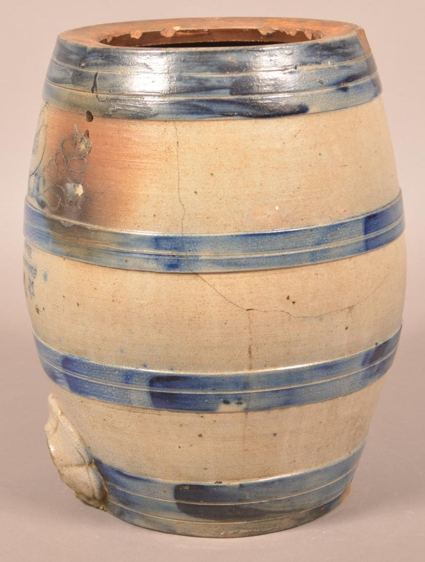 Somerset Potters Works Stoneware Water Cooler. - 5