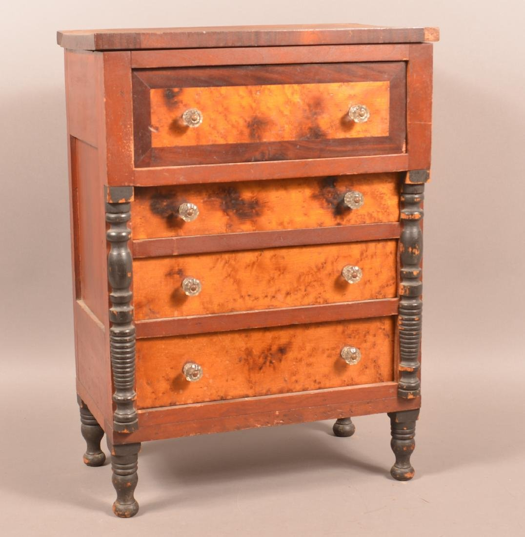 PA Empire Cherry Child's Size Chest of Drawers.