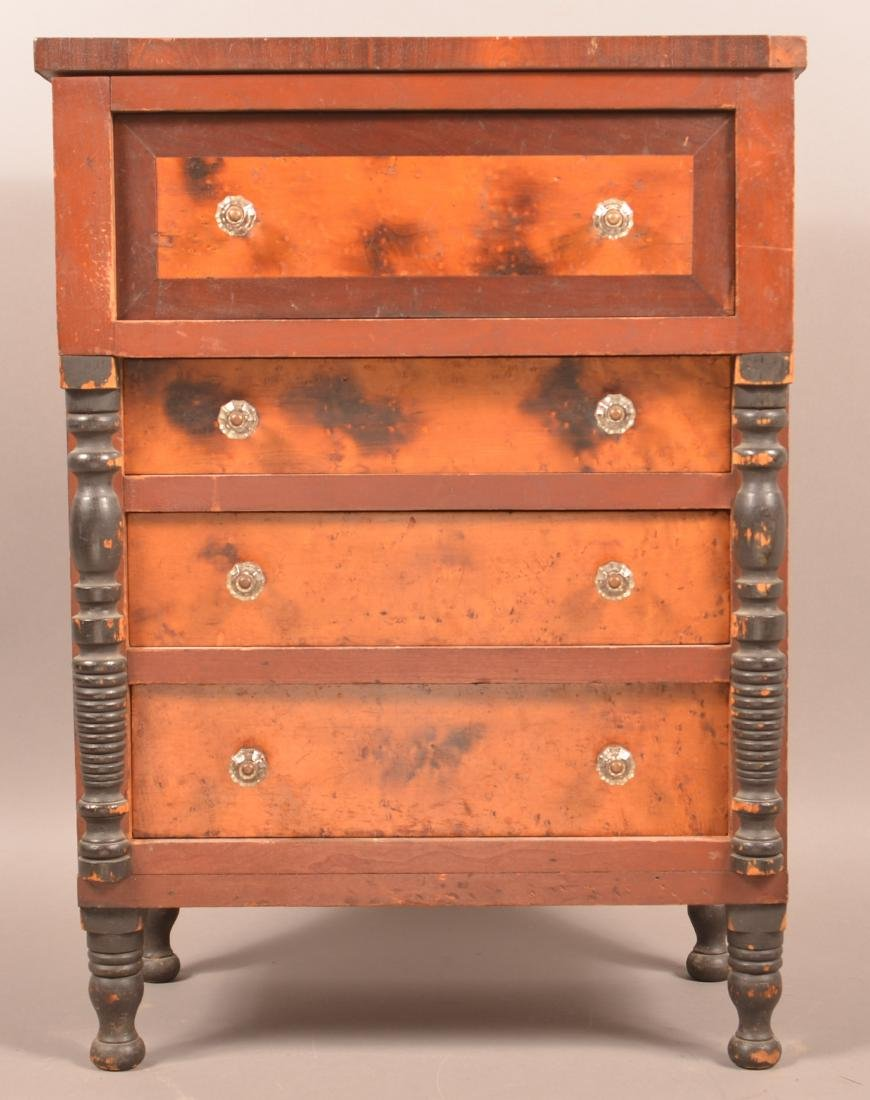 PA Empire Cherry Child's Size Chest of Drawers. - 2