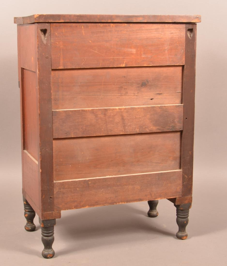 PA Empire Cherry Child's Size Chest of Drawers. - 4