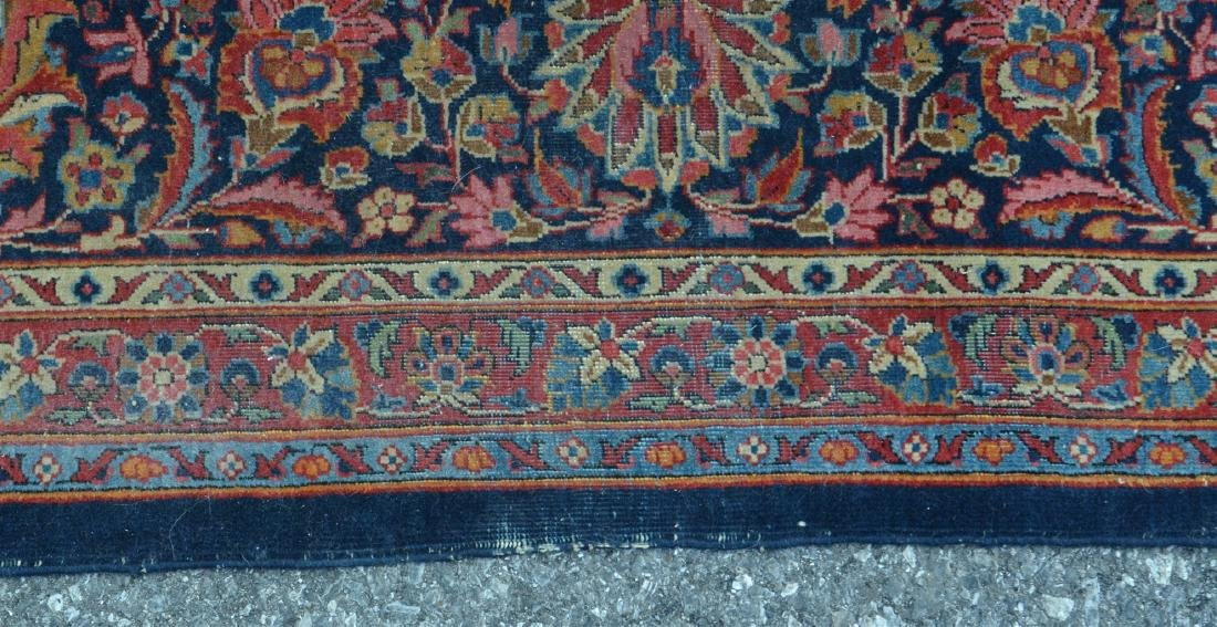 Antique Persian Center Medallion Room Size Rug. - 5