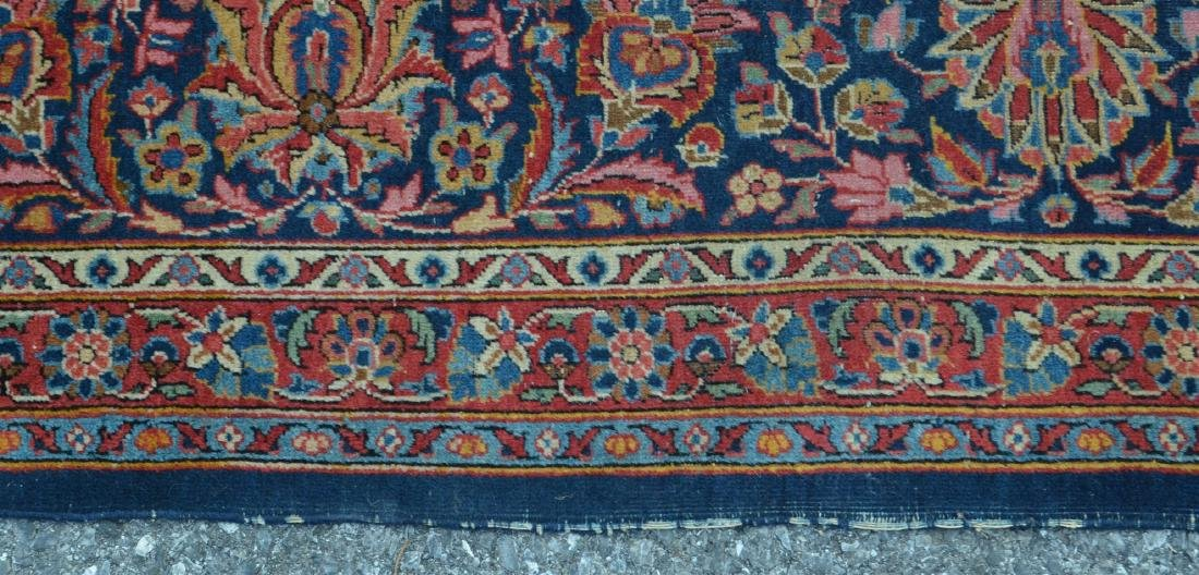 Antique Persian Center Medallion Room Size Rug. - 6