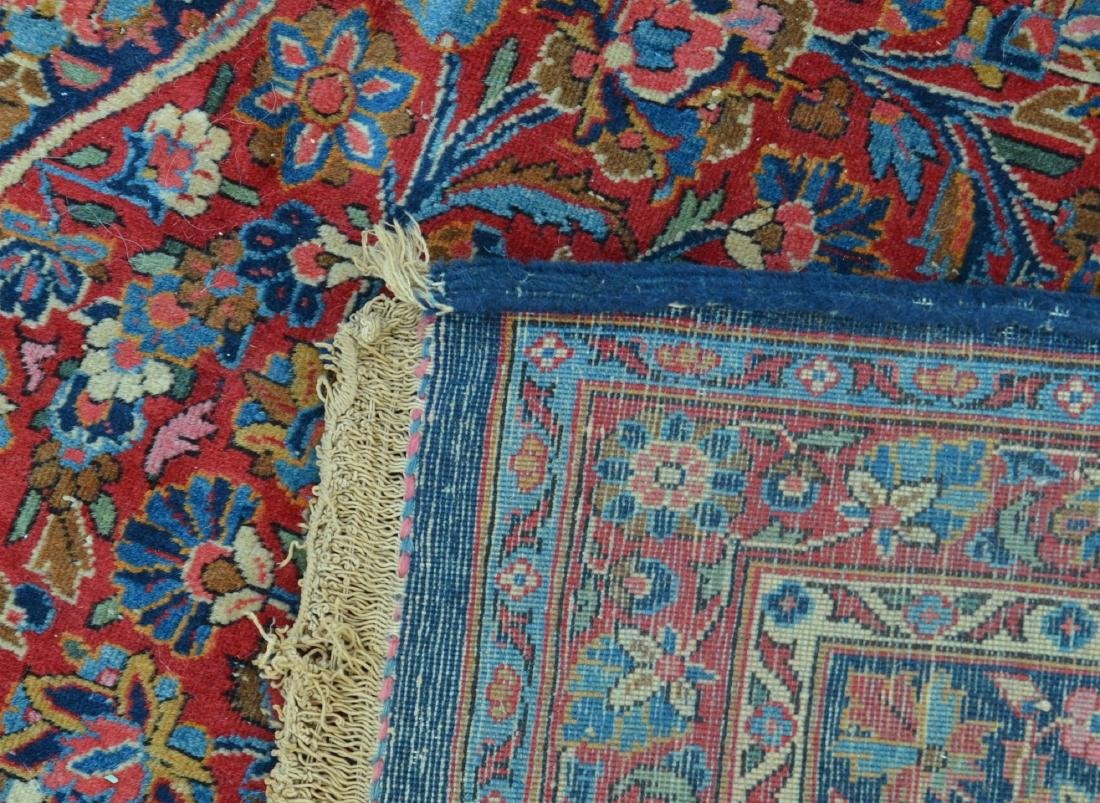 Antique Persian Center Medallion Room Size Rug. - 7