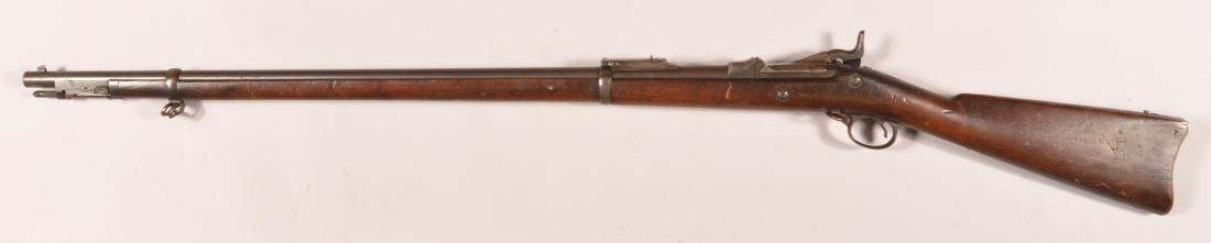 U.S. Springfield Model 1884 Trapdoor Rifle. - 6