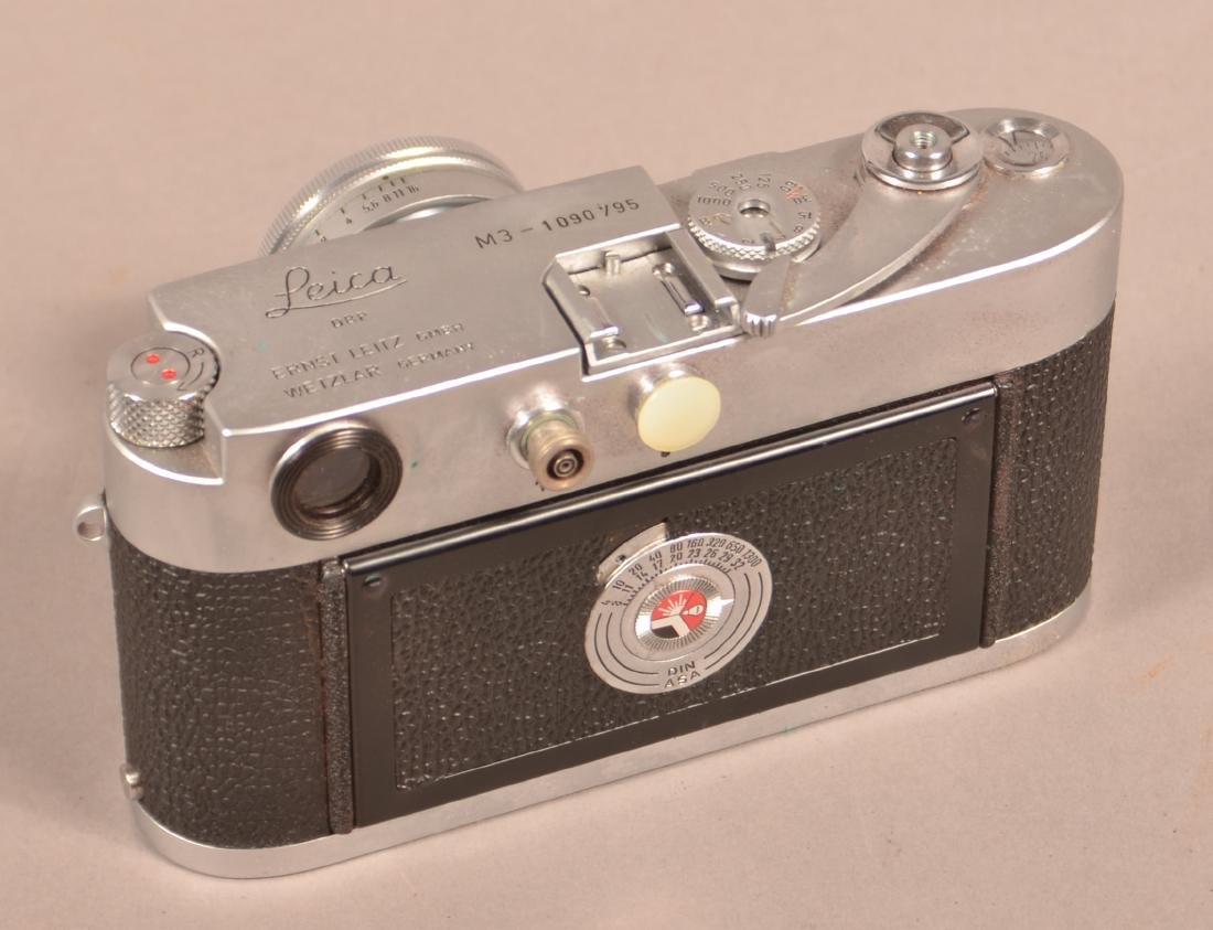 1963 Leica M3 Camera, SN-1090795. - 2