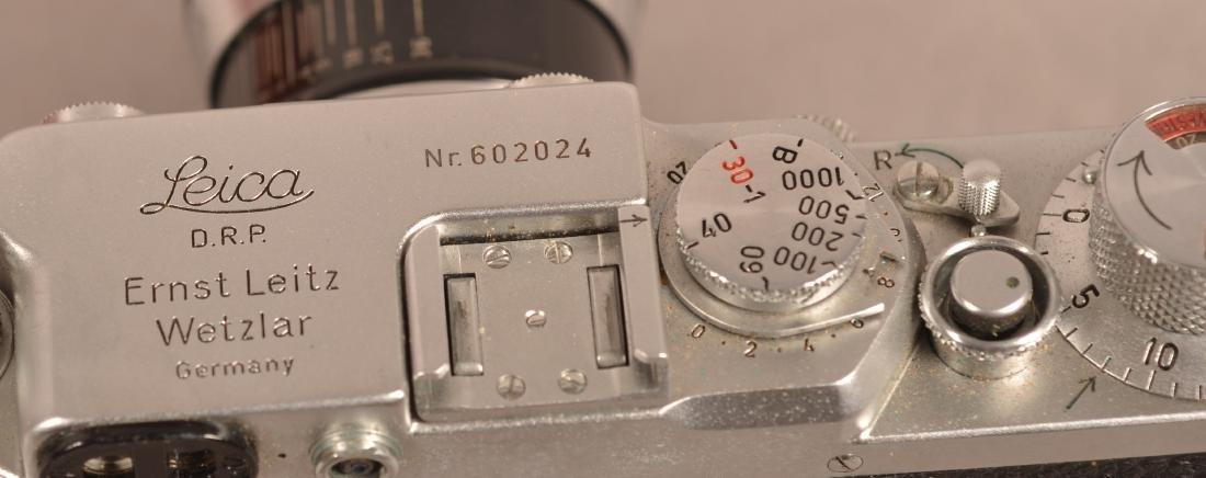 1951/52 Leica Ernst Leitz Wetzlar Camera. - 2