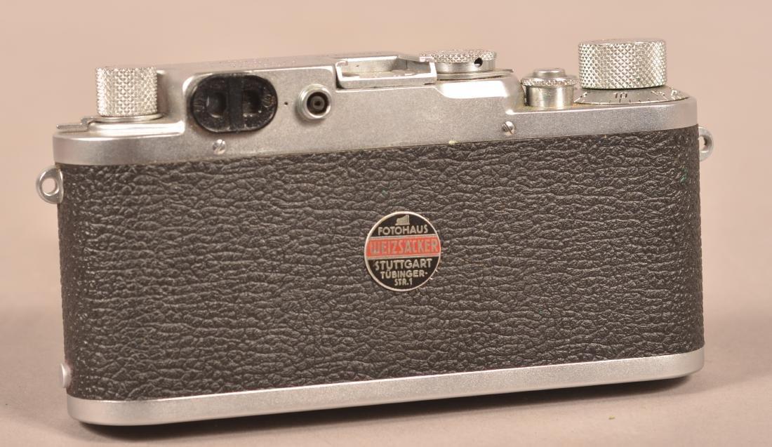 1951/52 Leica Ernst Leitz Wetzlar Camera. - 3