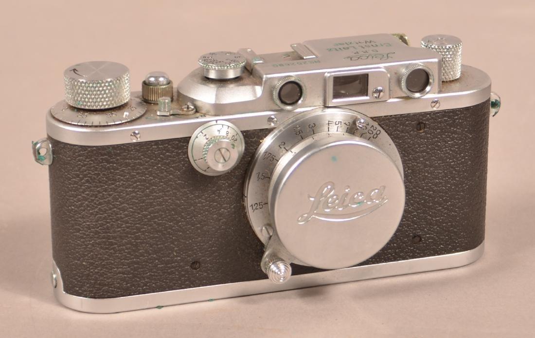 1937 Leica Ernst Leitz Wetzlar Camera. - 2