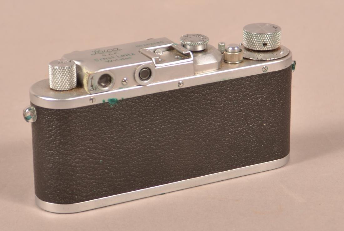1937 Leica Ernst Leitz Wetzlar Camera. - 3