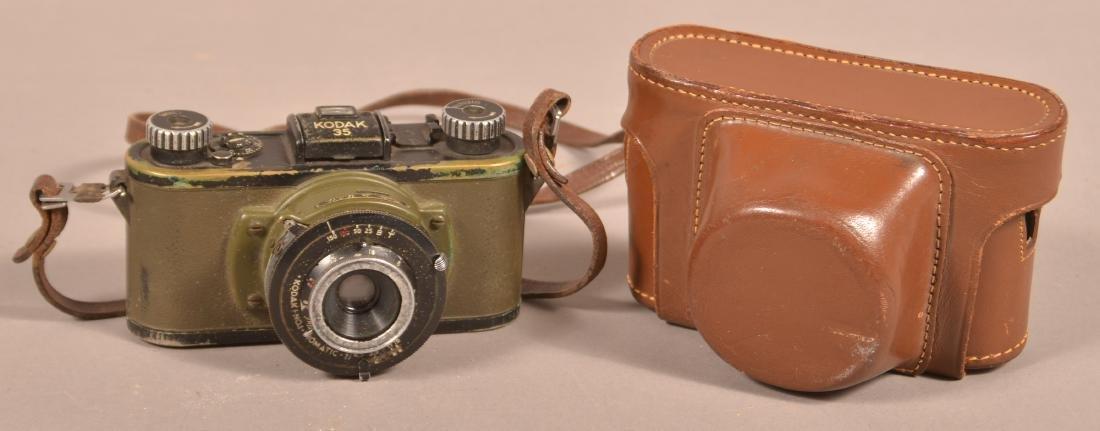 Kodak 35 Military Camera, SN-122345.