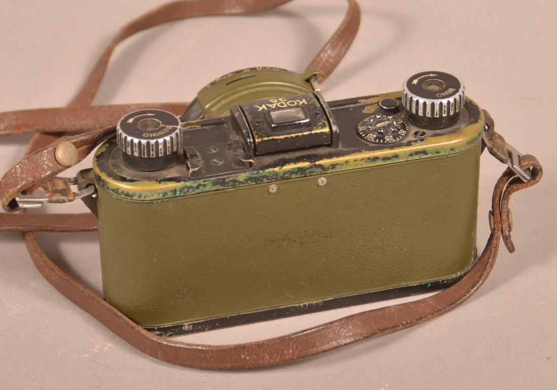 Kodak 35 Military Camera, SN-122345. - 2