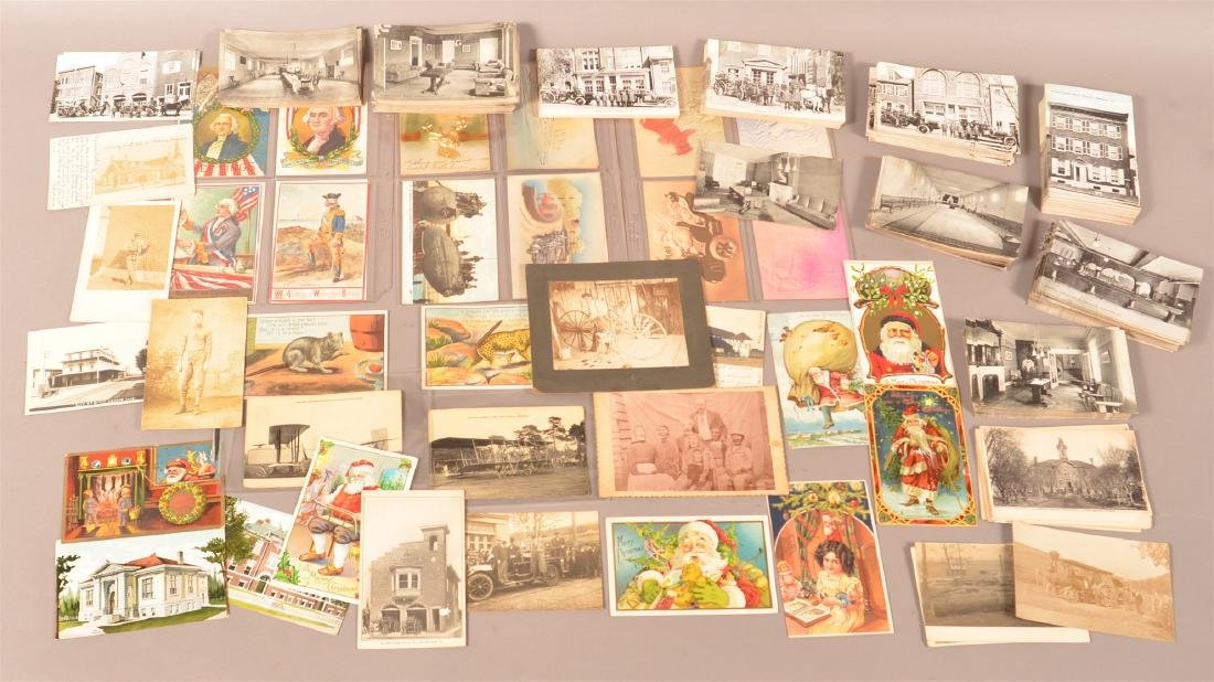 Lot of Various Antique/Vintage Postcards.