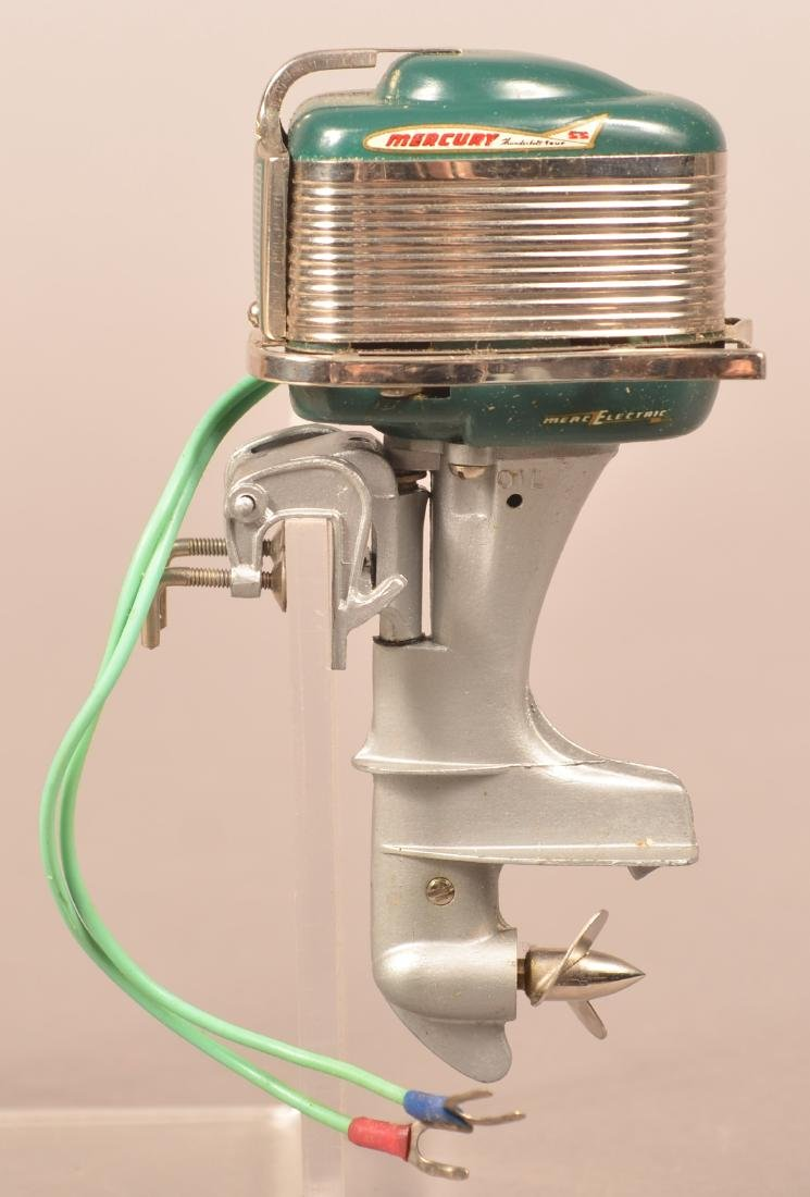 K&O Mercury Mark 55 Outboard Motor.